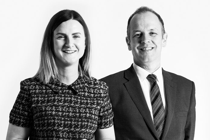 Image of Graham Hawthorn, Managing DirectorandKate O'Neill, Graduate Recruitment Lead who discuss CHASE's support of the pharma graduate talent pool.