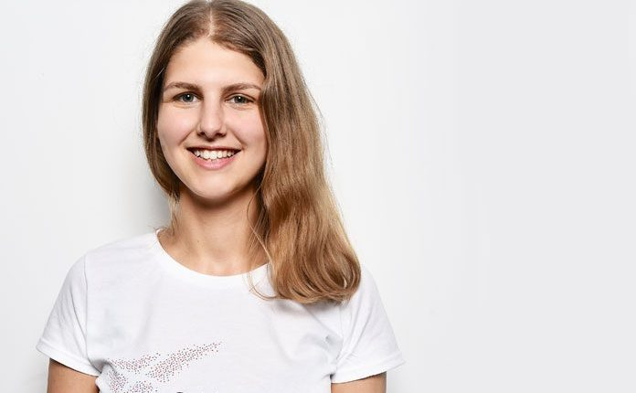 Photo of Anna Sophia Hendy is a Behavioural Economics Project Assistant at AstraZeneca and studying psychology.
