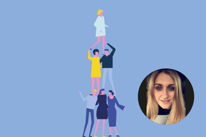 Image of Pf Award Winner Sarah Valente-Smith on the power of pharma mentors
