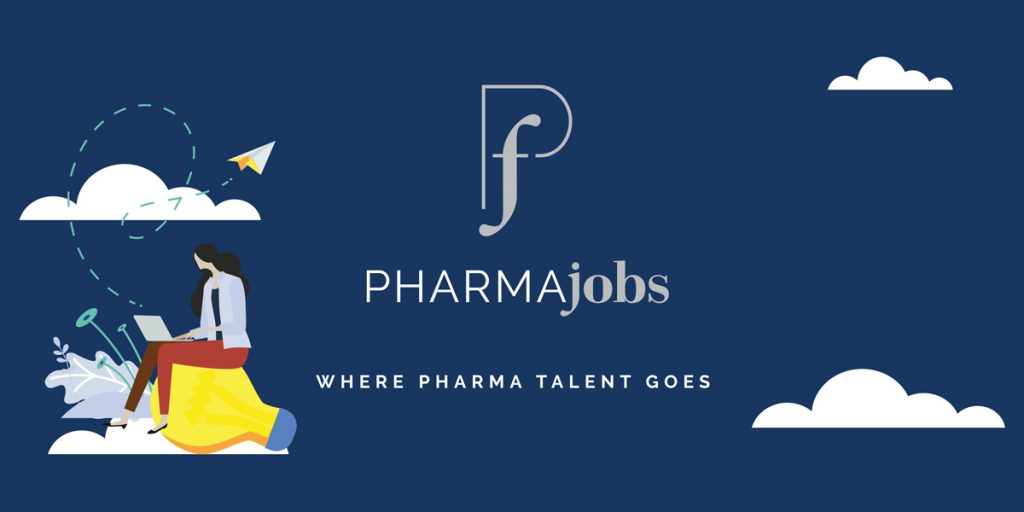 Looking at a laptop how to write the best pharma CV sitting on a lightbulb to show PharmaJobs