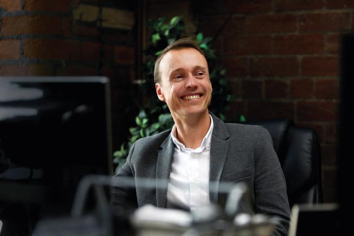 Image of Richard Clegg author of Pharma recruitment during COVID-19